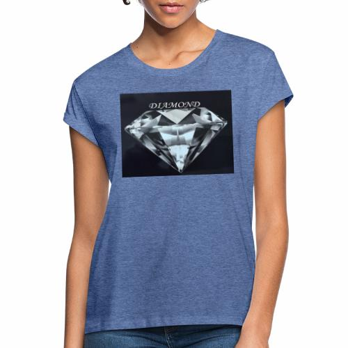 Diamond - Oversize-T-shirt dam