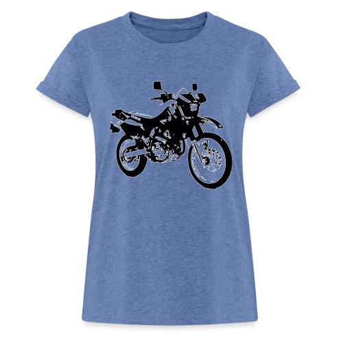 DR650 - Frauen Oversize T-Shirt