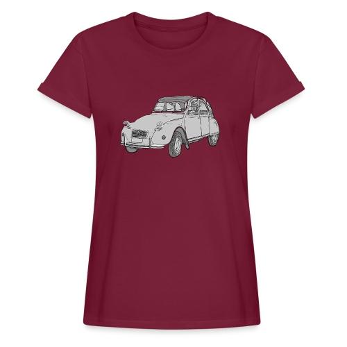 Ma Deuch est fantastique - T-shirt oversize Femme