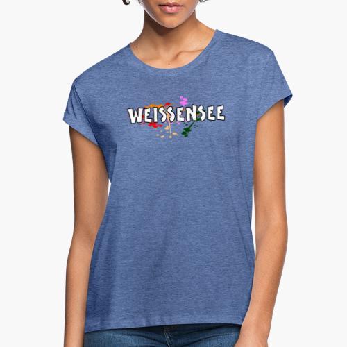 Weissensee - Frauen Oversize T-Shirt