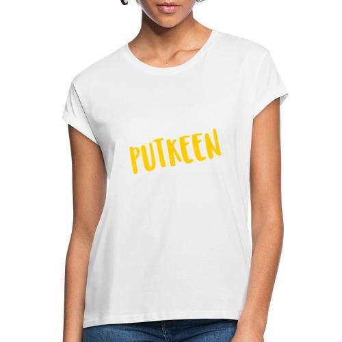 Kaikki Meni Putkeen - Naisten oversized-t-paita