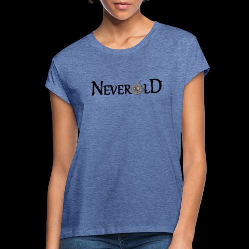 logo en ligne - T-shirt oversize Femme