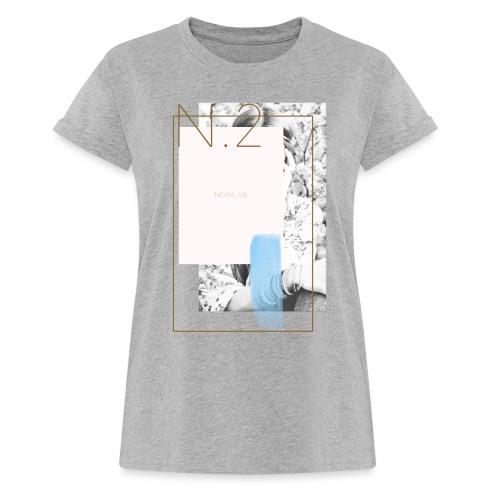 inspireme - Maglietta ampia da donna
