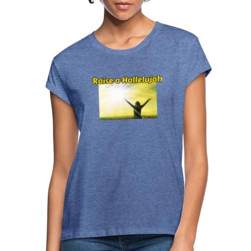 E2A1883E 90F3 41EE A546 DD94094C0142 - Dame oversize T-shirt