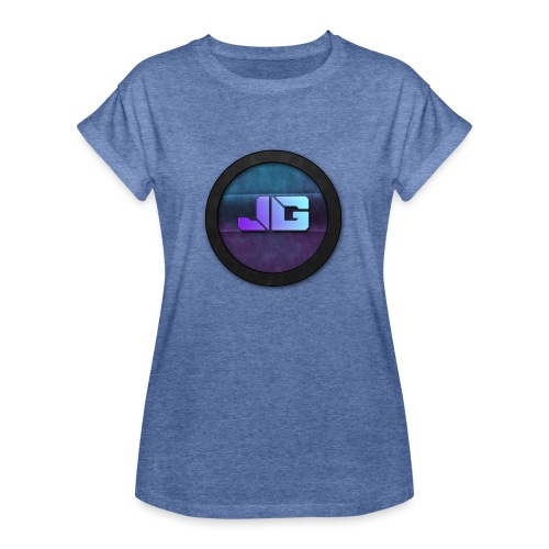 Telefoon hoesje 5/5S met logo - Vrouwen oversize T-shirt