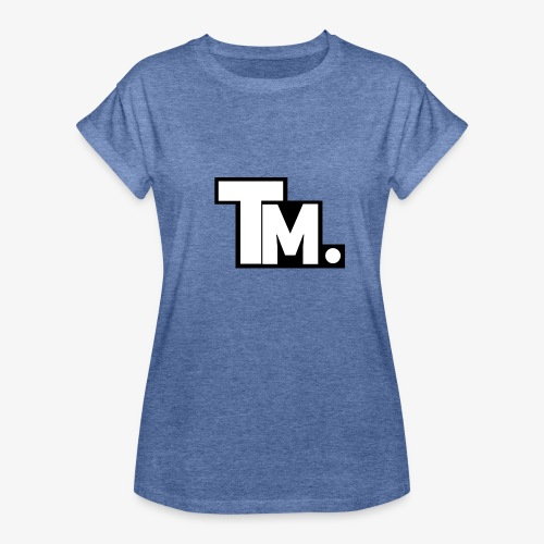 TM - TatyMaty Clothing - Women's Oversize T-Shirt