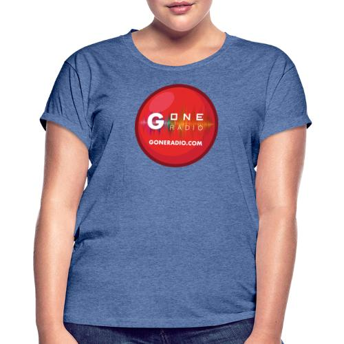 G ONE RADIO.COM - T-shirt oversize Femme
