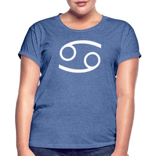 Kräftan - Oversize-T-shirt dam