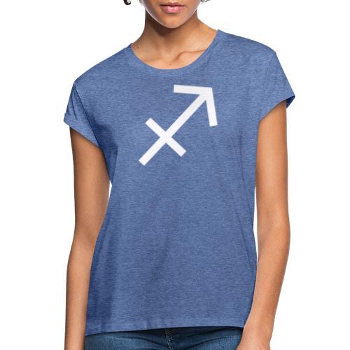 Skytten - Oversize-T-shirt dam