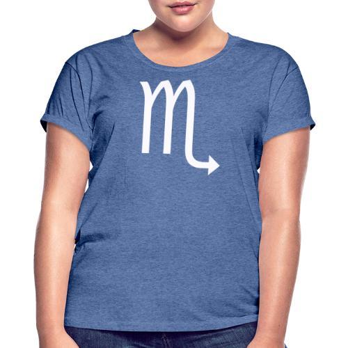 Skorpion - Oversize-T-shirt dam