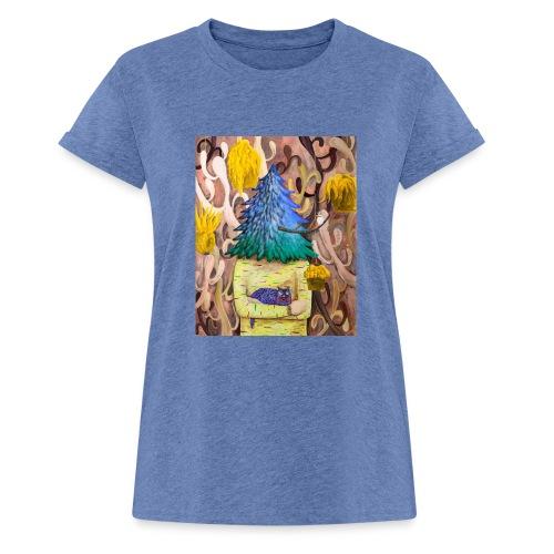 by Yuchi Hirako - Dame oversize T-shirt