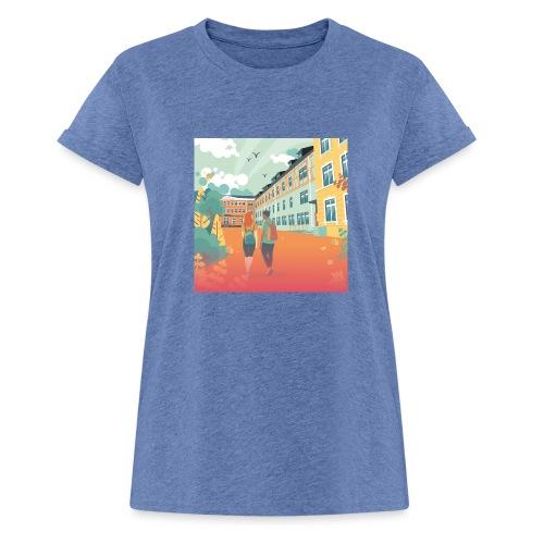 T-Shirt Vie À Saint André 108 - T-shirt oversize Femme
