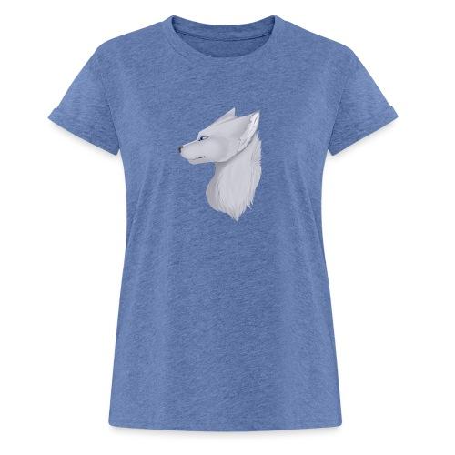 Wolf Bib - Women's Oversize T-Shirt