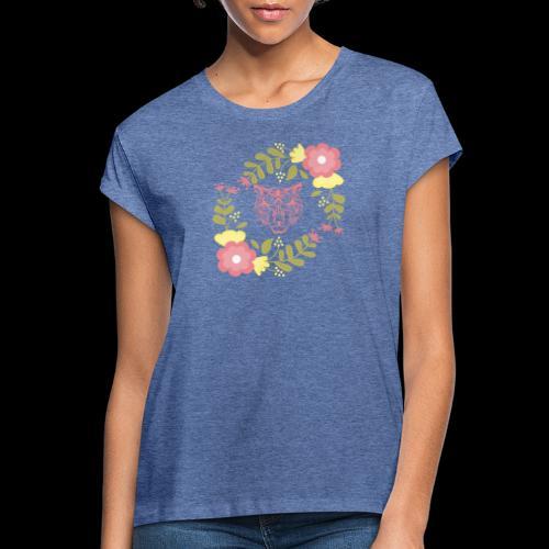 Tee-shirt TIGRE - T-shirt oversize Femme