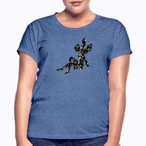 fairy abstract - Women's Oversize T-Shirt