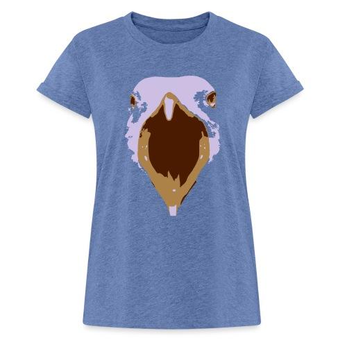 Ballybrack Seagull - Women's Oversize T-Shirt