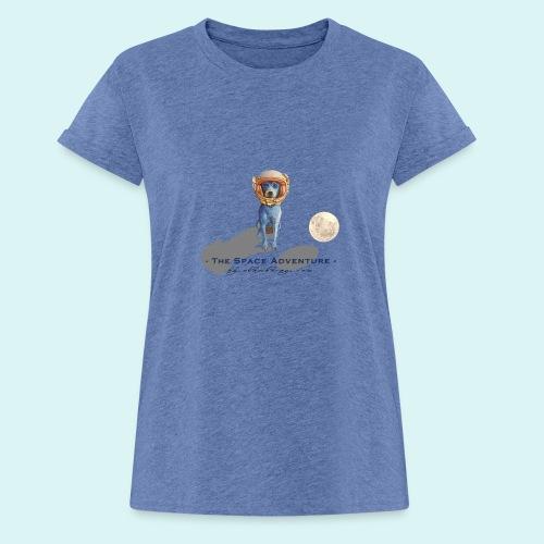 The Space Adventure - Women's Oversize T-Shirt