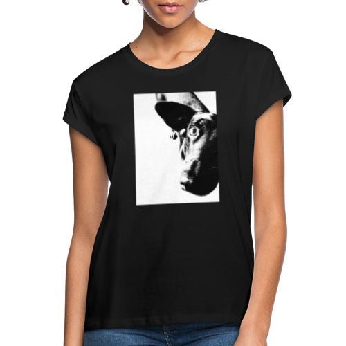 Einauge - Frauen Oversize T-Shirt