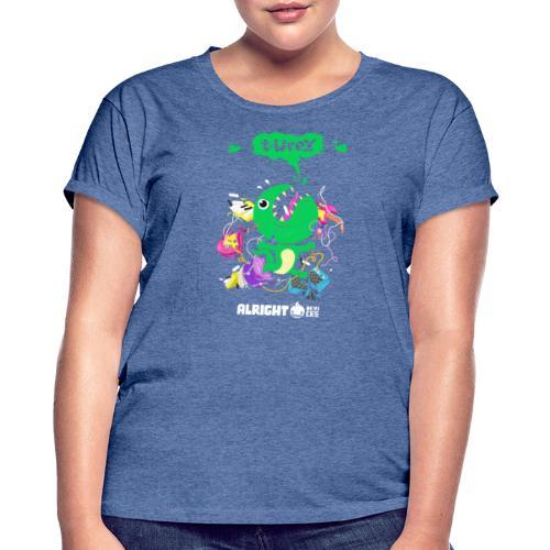Twrex - Women's Oversize T-Shirt