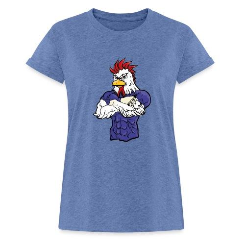 l'equipe - Women's Oversize T-Shirt