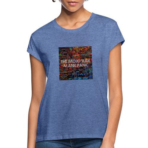 Manic Panic - Design 1 - Women's Oversize T-Shirt