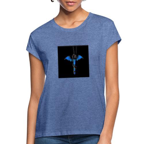 hauptsacheAFK - Frauen Oversize T-Shirt