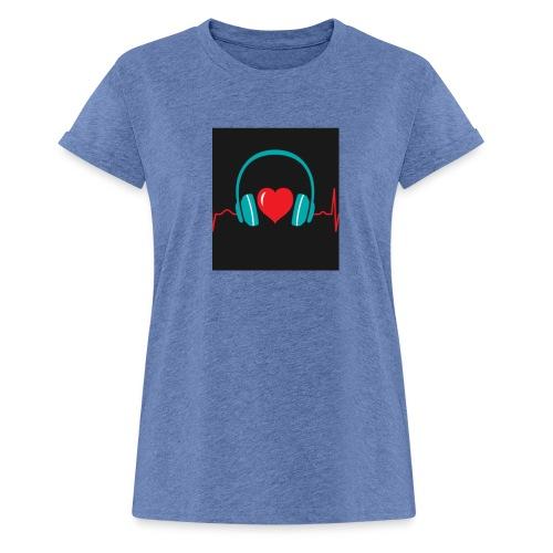 Victoria Sowinska - Women's Oversize T-Shirt
