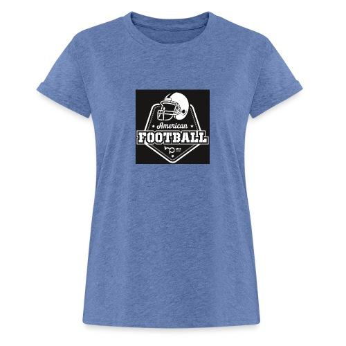 mpzgrossneu - Frauen Oversize T-Shirt