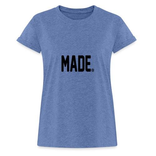 madesc - Oversize-T-shirt dam