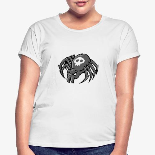 Angry Spider III - Naisten oversized-t-paita