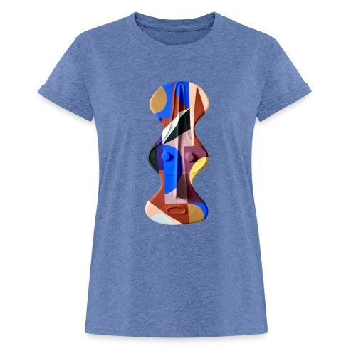 Krista Rosenkilde - Dame oversize T-shirt
