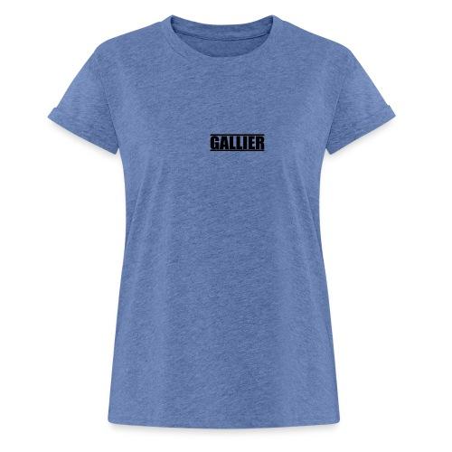 MyLogoUpdate - Women's Oversize T-Shirt