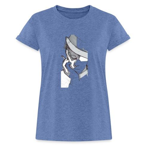 tom2 - Maglietta ampia da donna