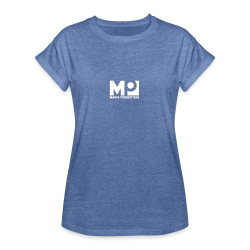 ManigProductions White Transparent png - Women's Oversize T-Shirt