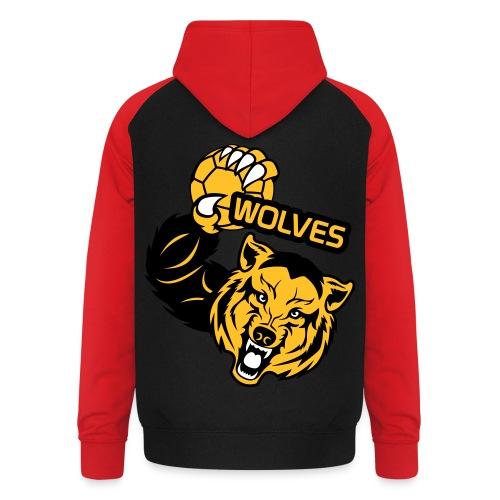 Wolves Handball - Sweat-shirt baseball unisexe