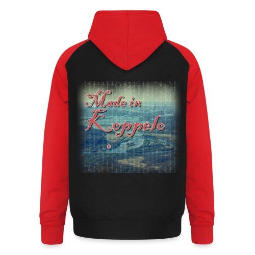 Made in Koppelo lippis - Unisex baseball-huppari