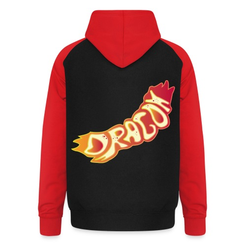 The Dragon - Unisex Baseball Hoodie