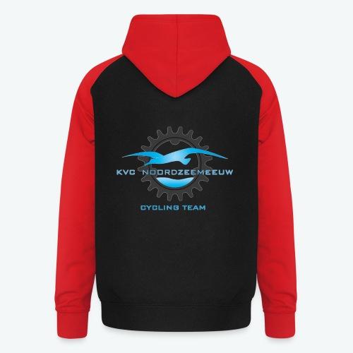 kledijlijn NZM 2017 - Unisex baseball hoodie