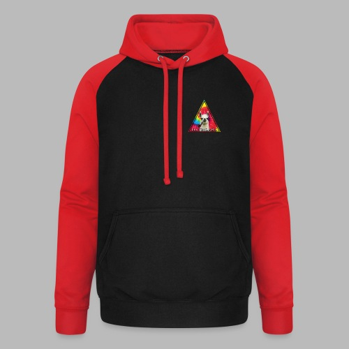 Illumilama logo T-shirt - Unisex Baseball Hoodie
