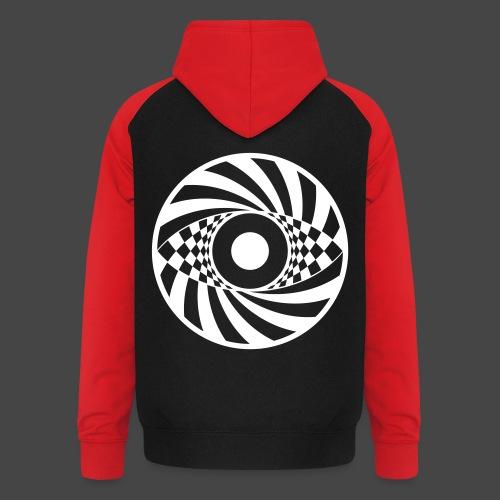 corp cercle 23 - Sweat-shirt baseball unisexe
