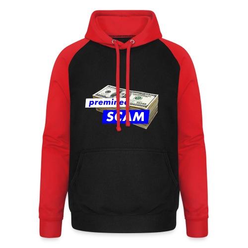 premined SCAM - Unisex Baseball Hoodie