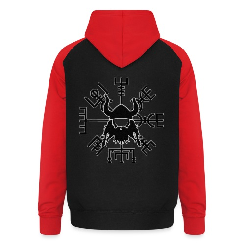 VIKING - Sweat-shirt baseball unisexe