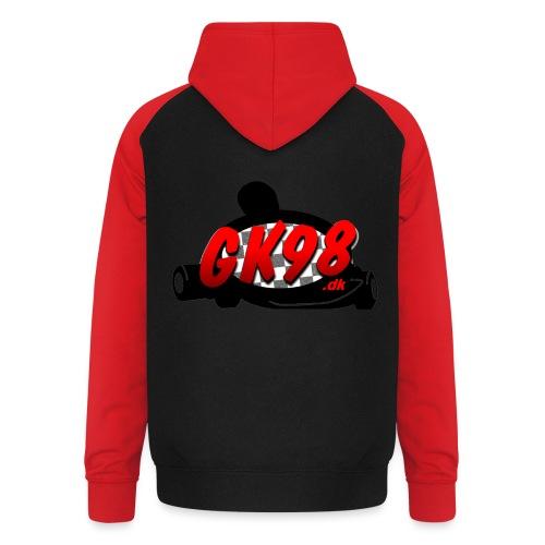 gGK98dk2015 png - Unisex baseball hoodie