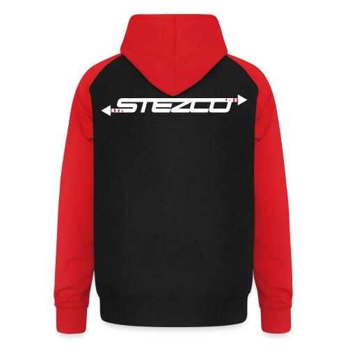 Logo3 - Sweat-shirt baseball unisexe