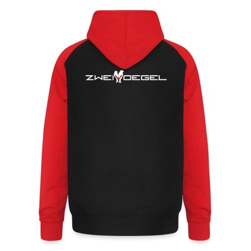 Zweivoegel Logo png ws png - Unisex Baseball Hoodie