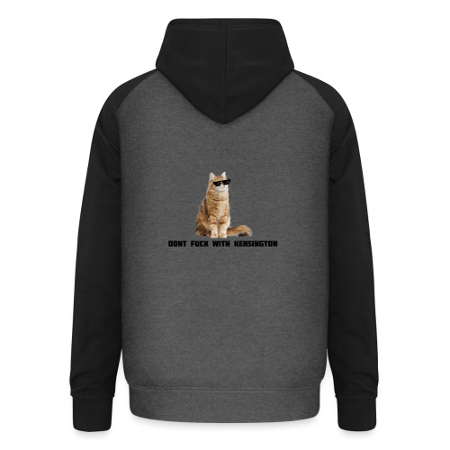 DFWK - Unisex baseball hoodie
