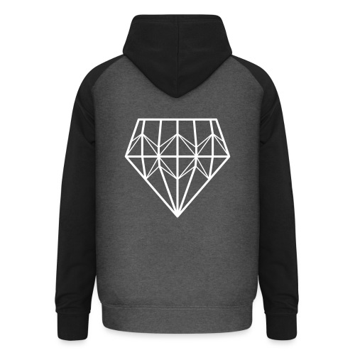 Diamond - Unisex baseball-huppari