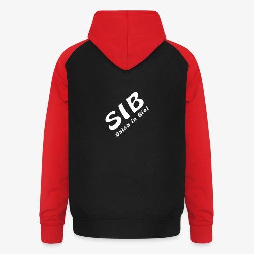 Tanzschule SIB / Salsa In Biel - Unisex Baseball Hoodie