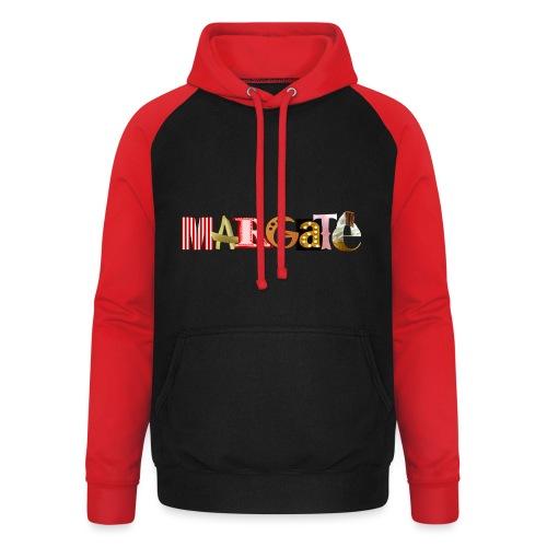 Margate Colours - Unisex Baseball Hoodie