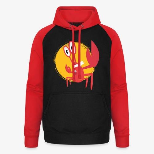 lobster - Sweat-shirt baseball unisexe